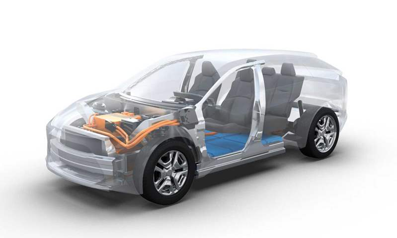 تويوتا تخطط لإطلاق SUV كهربائية جديدة تنافس فولكس فاجن ID.4 و نيسان آريا