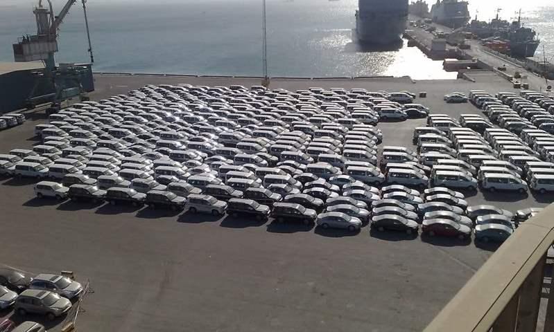 جمارك السويس : الأفراج عن 414 سيارة ملاكى  خلال فبراير الماضى