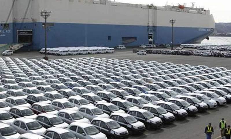 جمارك السويس تفرج عن 250 سيارة ملاكي وميكروباص خلال أبريل