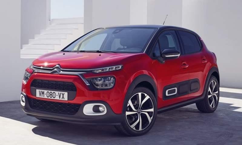 """طرح الشكل الجديد من سيارة """"ستروين C3"""" 2020  في الأسواق"""