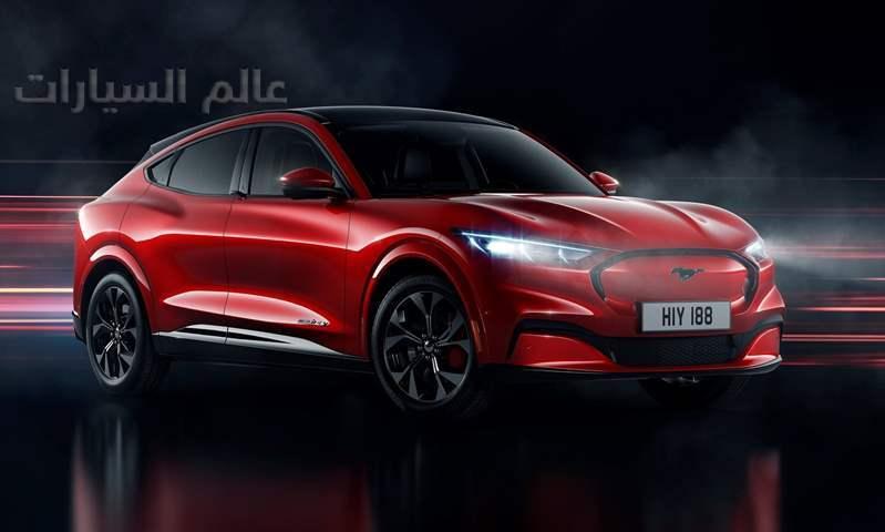 تعرف على سيارة فورد موستانج ماخ إي 2021 الكهربائية