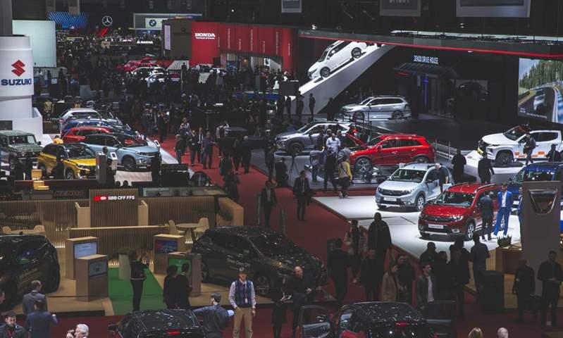 26 سيارة جديدة تنتظرنا في معرض جنيف الدولي للسيارات 2020