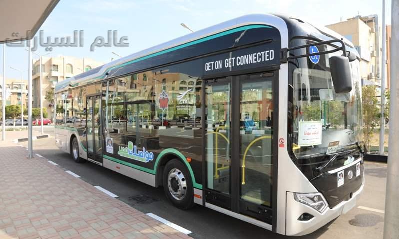 """""""مواصلات مصر"""": نعقم الأوتوبيسات عقب كل رحلة حافظًا على صحة الركاب"""