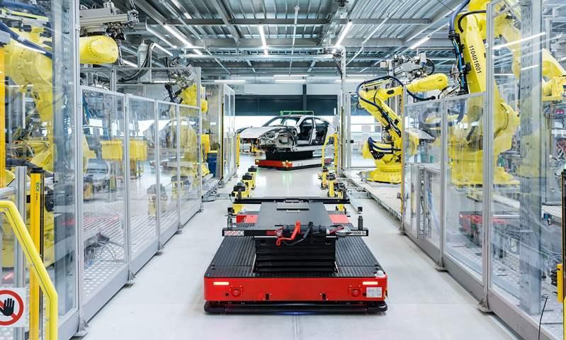 بورش تنشئ مصنعًا للتجميع في ماليزيا
