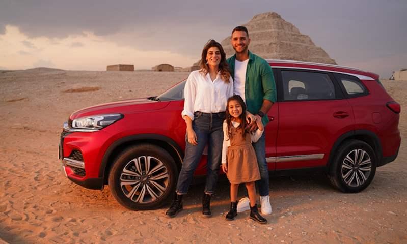 جي بي غبور أوتو تطلق حملة ترويجية لسيارات شيري