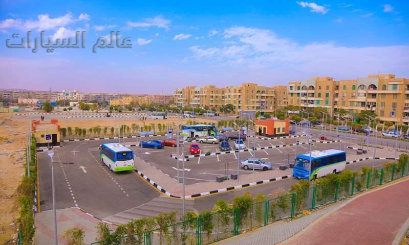 """""""مواصلات مصر"""" تفتتح مشروع أوتوبيسات لربط 6 أكتوبر بمحطة مترو جامعة القاهرة"""