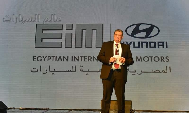 المصرية العالمية للسيارات  (EIM)تطرح طراز جديد من هيونداي للنقل التجاري الخفيف