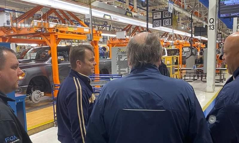 وفاة  عاملان  بمصانع فيات كرايسلر  في الولايات المتحدة