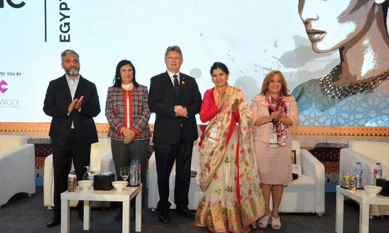 نيسان الراعي الرسمي للسيارات للمنتدى الاقتصادي العالمي للمرأة