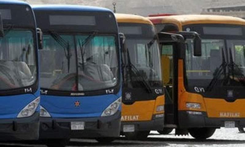 رئاسة الوزراء تنفي شائعة توقف المواصلات العامة يومي الجمعة والسبت