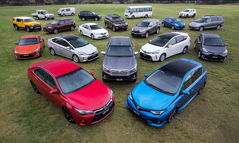 نمو مبيعات 5 شركات سيارات خلال العام الجديد خلال شهري يناير وفبراير