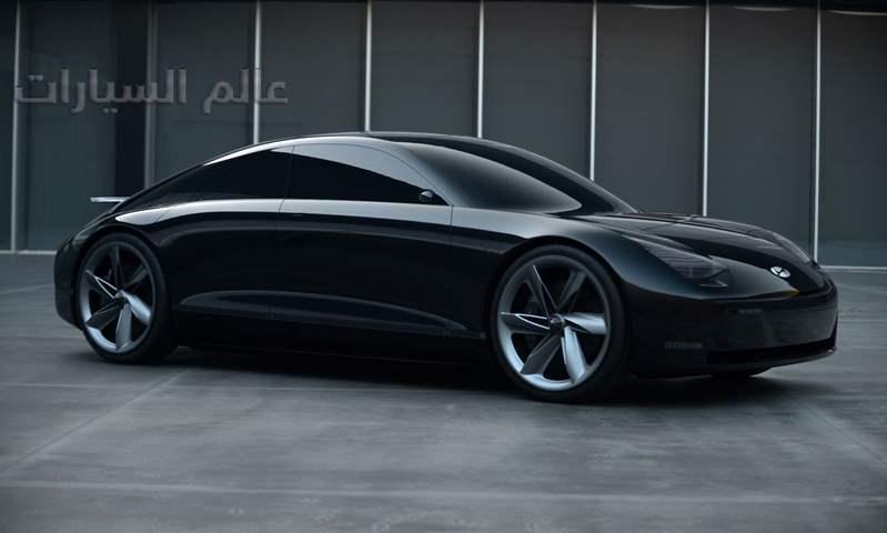 """هيونداي موتور تكشف عن تصميمها الجديد ل """"بروفيسي- EV"""" الكهربائية المستقبلية"""