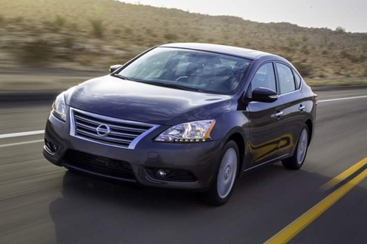 استدعاء أكثر من 800 ألف سيارة نيسان سنترا في السوق الأمريكي