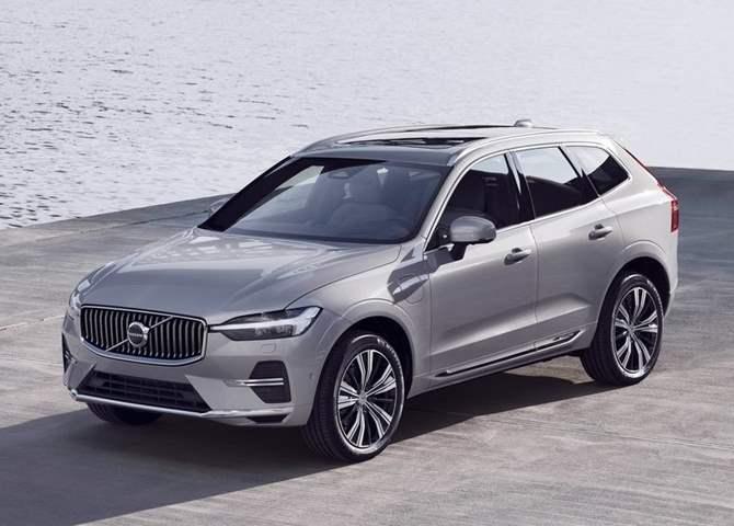 تستحوذ على 29% من مبيعات الصانع السويدي .. فولفو تكشف عن XC60 الجديدة موديل 2022