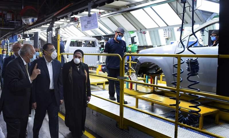 عطا: 120 مليون دولار  استثمارات جنرال موتورز مصر خلال الخمس سنوات الاخيرة