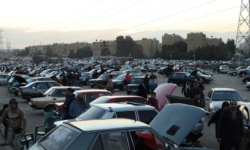مدير سوق مدينة نصر يكشف حقيقة فتح سوق السيارات المستعملة الجمعة المقبلة