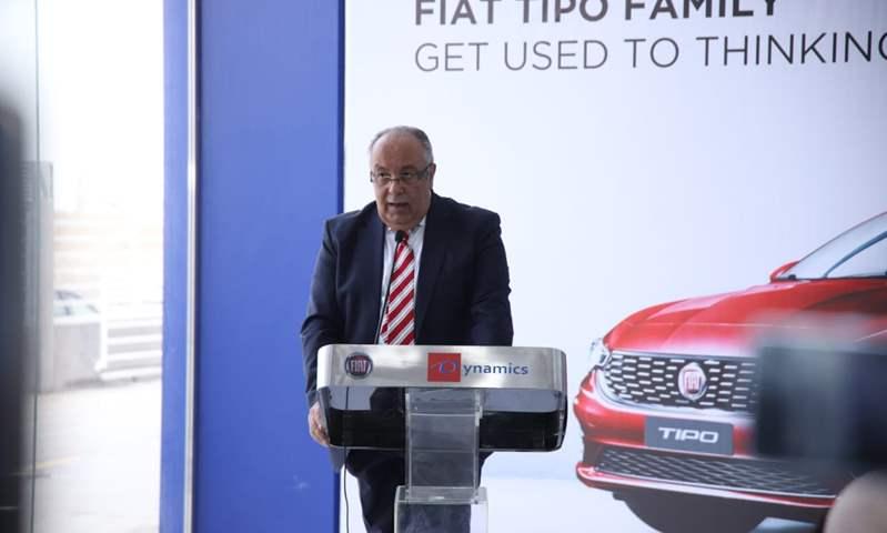 وكيل فيات : قرار فتح التراخيص يعيد الحركة لسوق السيارات والعاملين به