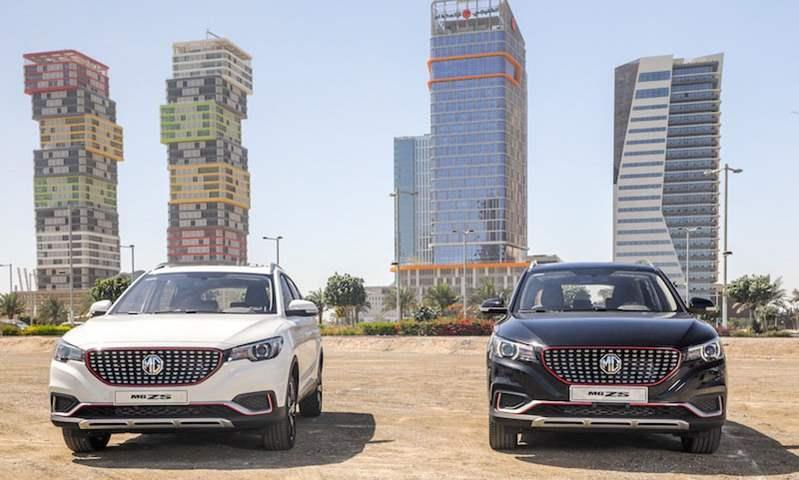 الكشف عن إم جي ZS الجديدة في الكويت بسعر يعادل 263 ألف جنيه مصري