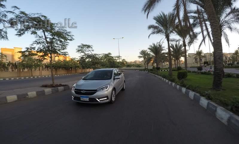 ثبات في أسعار سيارات شيري في مصر لشهر أبريل