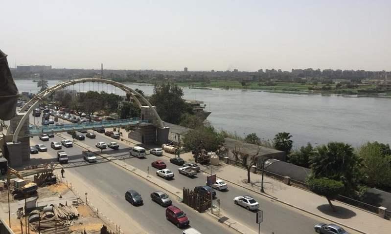 الداخلية تمنع انتظار السيارات بالكورنيش طوال أيام عيد الأصحى