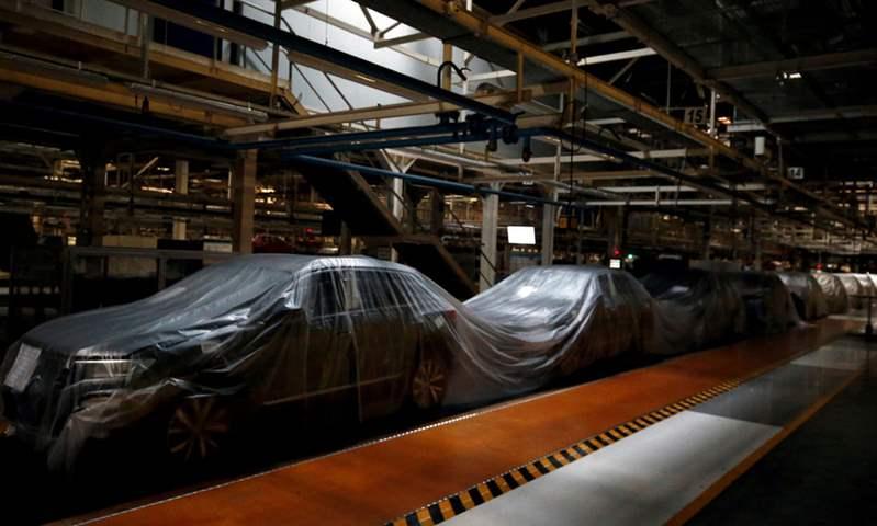 انخفاض مبيعات السيارات  في أوروبا خلال شهر مارس بنسبة 55,1% بسبب كورونا