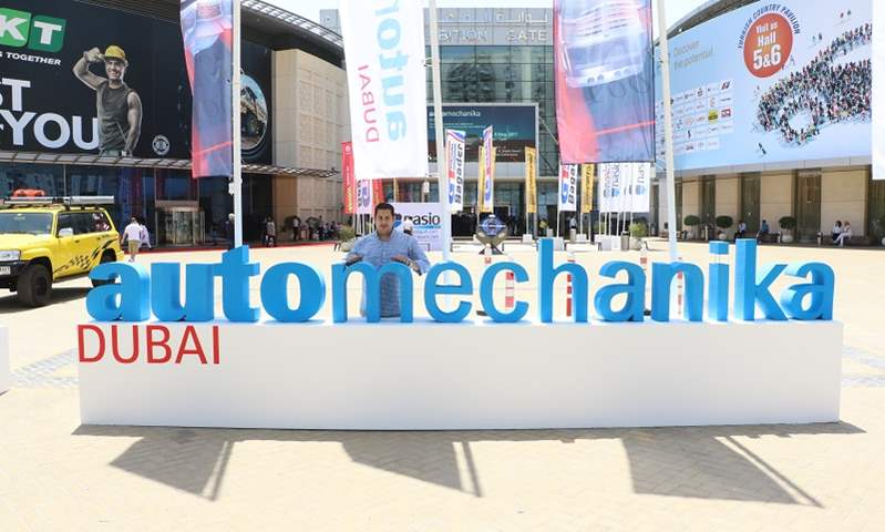 تأجيل معرض أوتوميكانيكا دبي إلى أكتوبر 2020