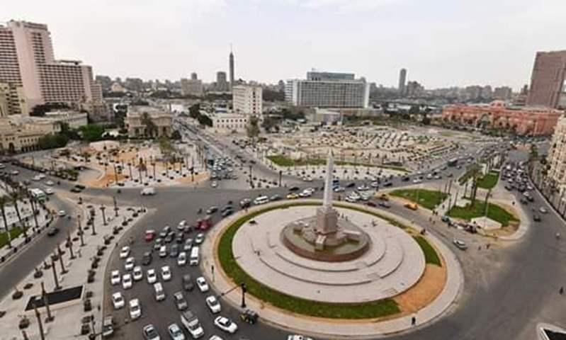شركة أمن تتسلم أعمال تطوير ميدان التحرير..والتعامل بحسم مع أى مخالفة
