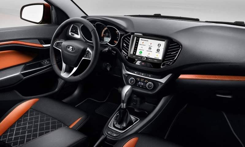 بشاشة 8 بوصة.. لادا تقدم نظام EnjoY Pro الترفيهي الجديد في سيارتها