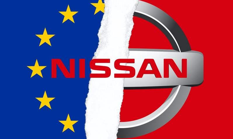 نيسان ستنسحب من السوق الأوروبي لتركز على أسواق ثلاثة أخرى