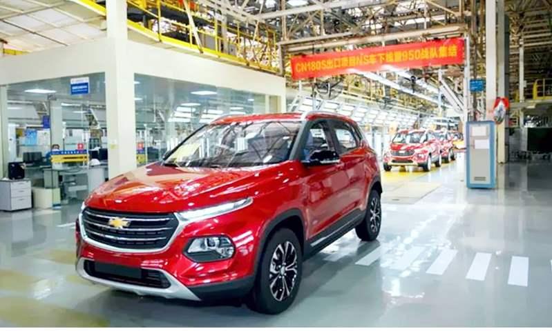 بعد طرح كابتيفا.. شيفروليه تعتمد نموذج  SUV جديد بالشراكة مع سايك