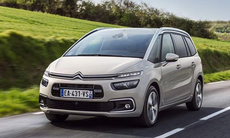 ستروين C4  تستحوذ على 55,3% من مبيعات فئة السيارات الـMPV-B خلال 5 أشهر