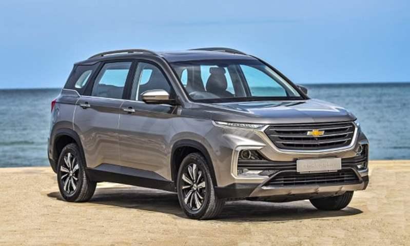 لماذا لجأت شيفروليه إلى الصين  لتطوير سيارة كابتيفا الجديدة؟