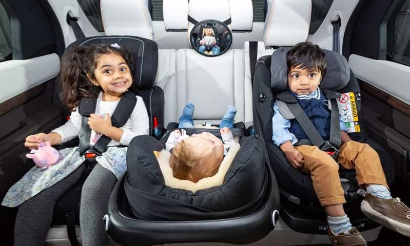 بيجو 5008 وكيا سورينتو يتصدران دراسة حديثة لأفضل السيارات حماية للأطفال
