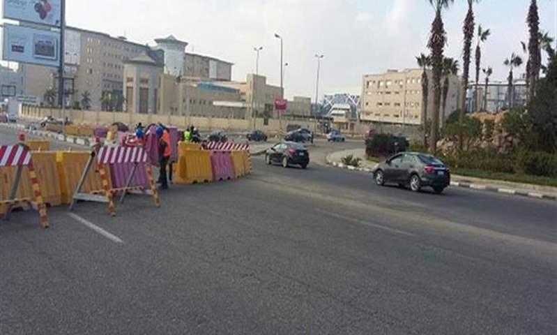تحويلات مرورية بجسر السويس وشارع كوبري القبة لتنفيذ كوبري سيارات