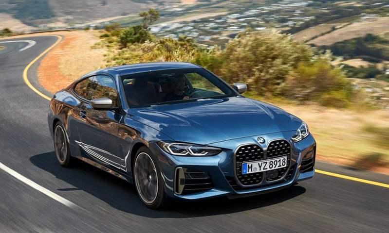 تعرف على مواصفات ومميزات سيارة BMW  الفئة الرابعة 2021 بشكلها الجديد