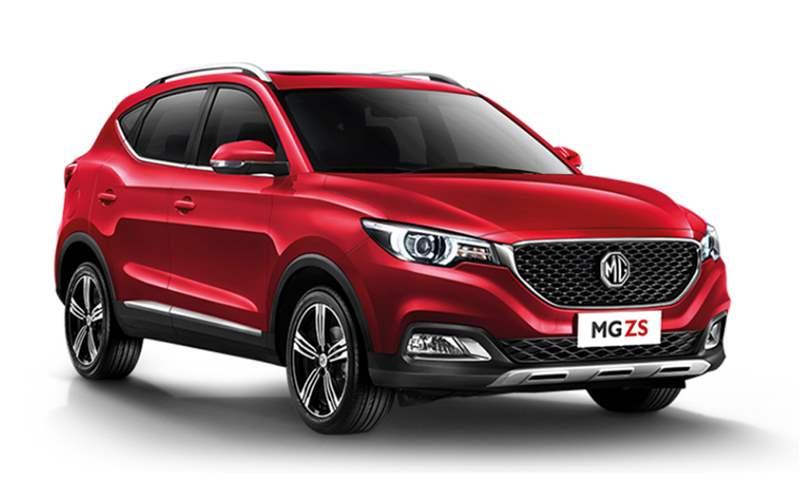رغم تراجع أبريل..  إم جي ZS تتصدر مبيعات الـ SUV-B أول 4 أشهر من 2020