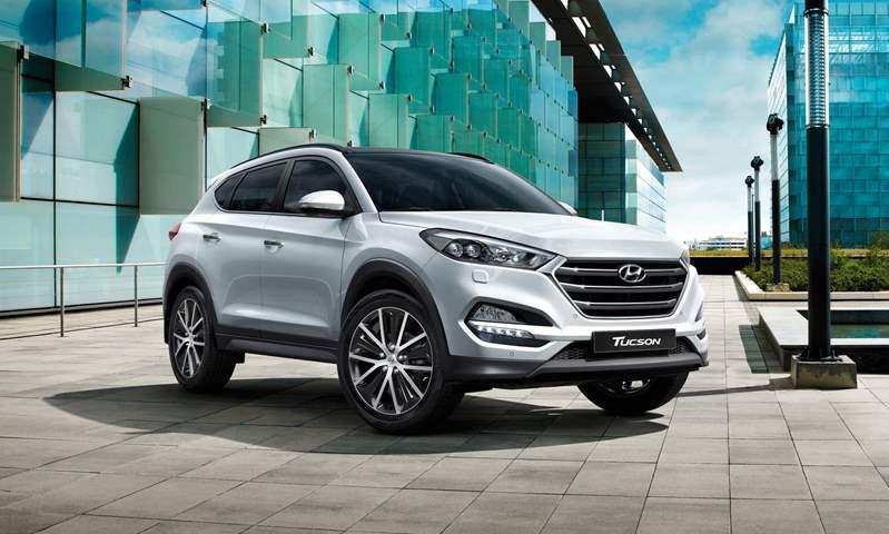 """""""توسان"""" و""""سبورتاج"""" يتصدرا مبيعات السيارات الـ""""SUV-C""""  خلال يناير"""