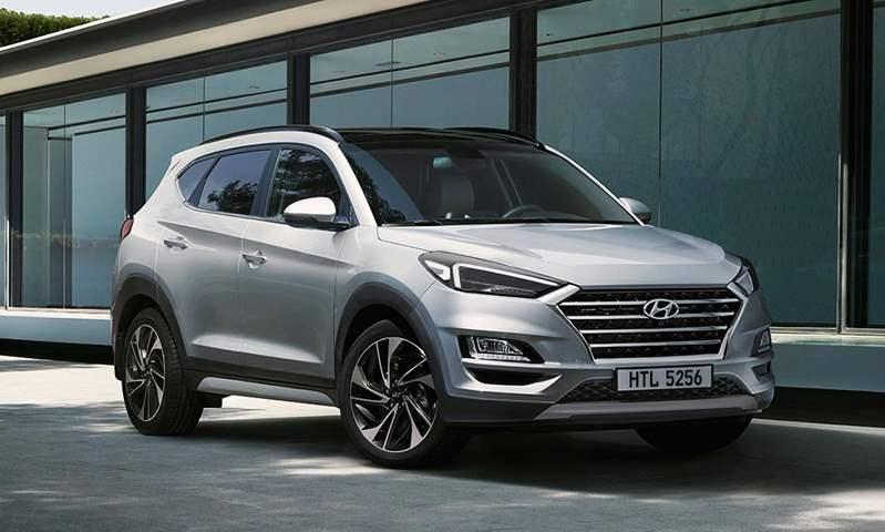 هيونداي توسان تتصدر مبيعات الـ SUV في مصر خلال النصف الأول من 2020