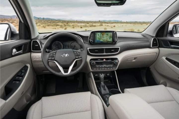 Hyundai Tucson Facelift 2