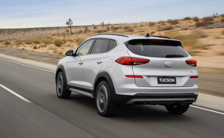 Hyundai Tucson facelift 2020 7