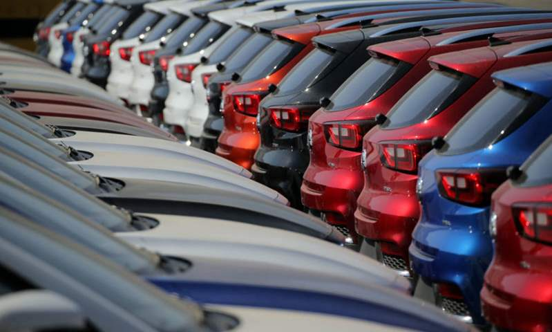 خلال أبريل   .. أرتفاع  أسعار 20 سيارة في السوق المصري