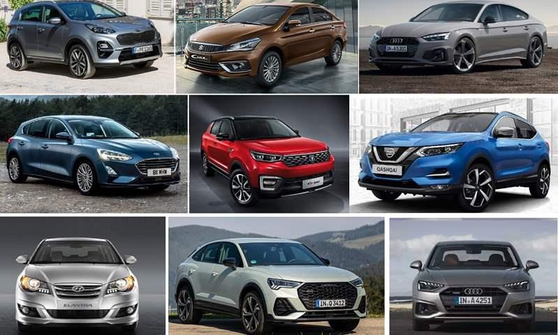 اسعار السيارات - ارتفاع أسعار 14 سيارة بالسوق المصري