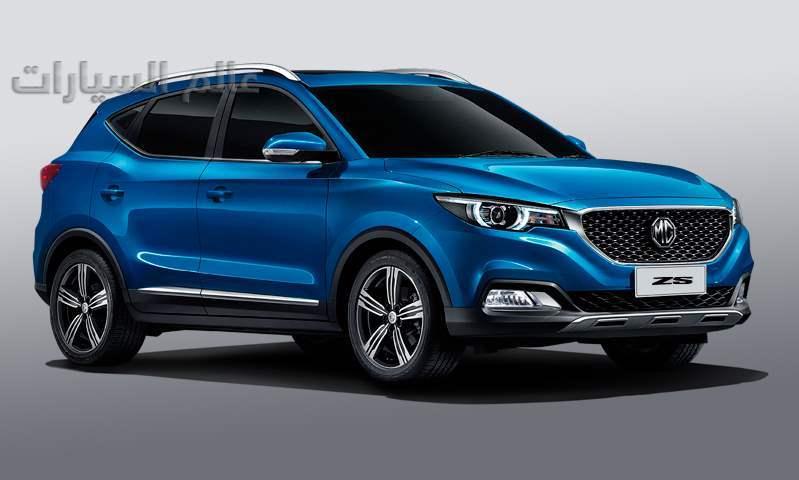 """إم جي ZS تتصدر مبيعات فئة سيارات  الـ""""SUV-B"""" بنسبة 61% وصولًا لفبراير"""