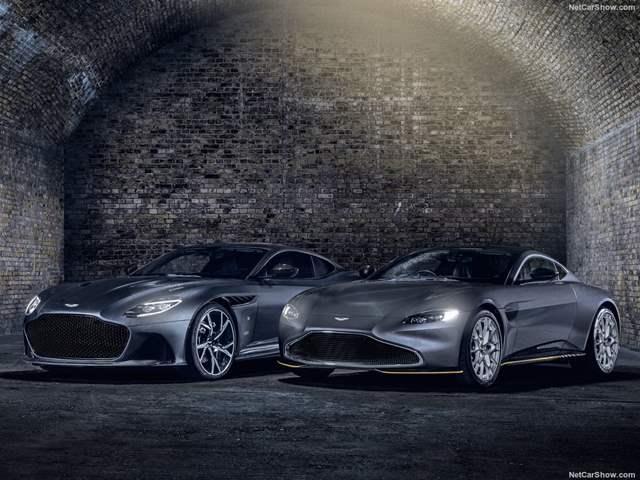 أستون مارتن تطلق الإصدار الخاص 007 من سيارتها DBS سوبر ليجيرا
