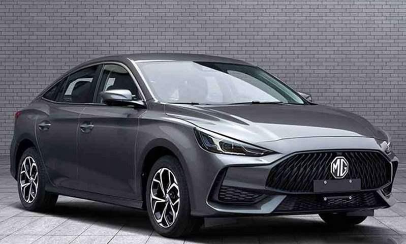 إطلالة رياضية جديدة للسيارة MG 5 في الصين