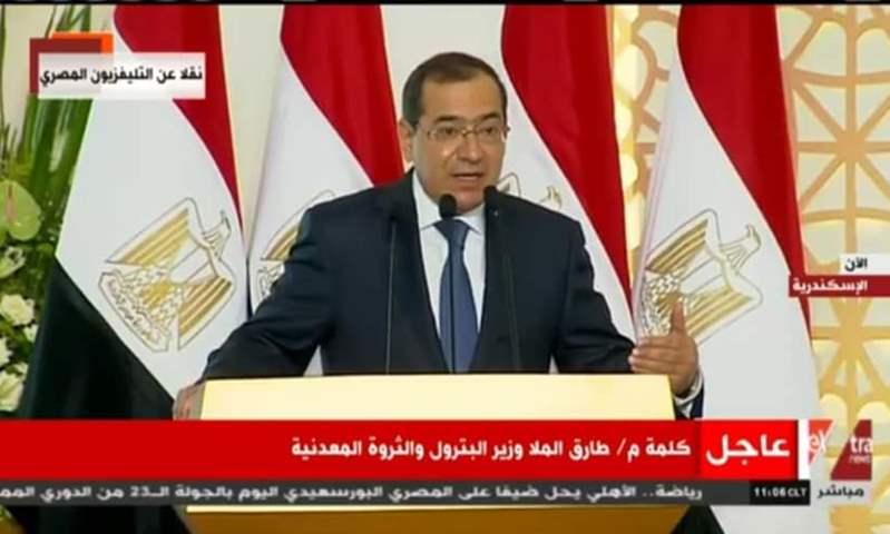 المُلا: الاكتفاء الذاتي من الوقود في  مصر سيتحقق عام 2023