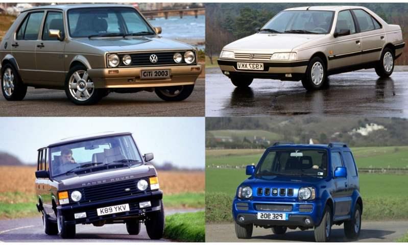 سيارات استمرت طويلاً في الأسواق.. من بينها جيمني ورينج روفر