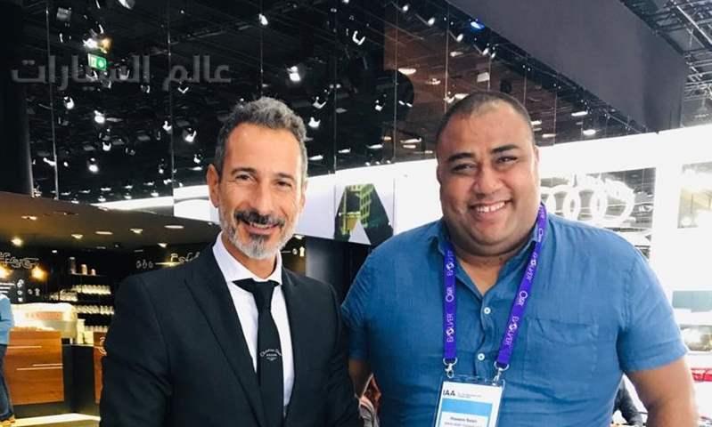 حسين صالح - كريم نجار