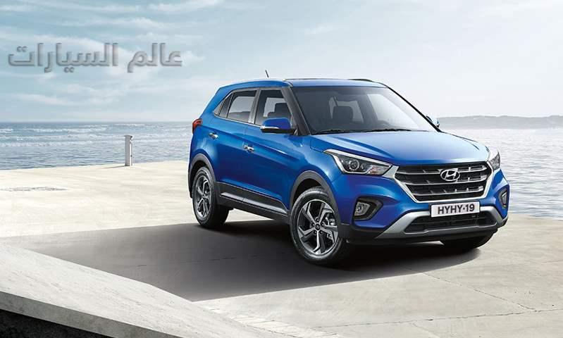 هيونداي كريتا موديل 2020 تصل سوق السيارات المصري بزيادة سعرية محدودة
