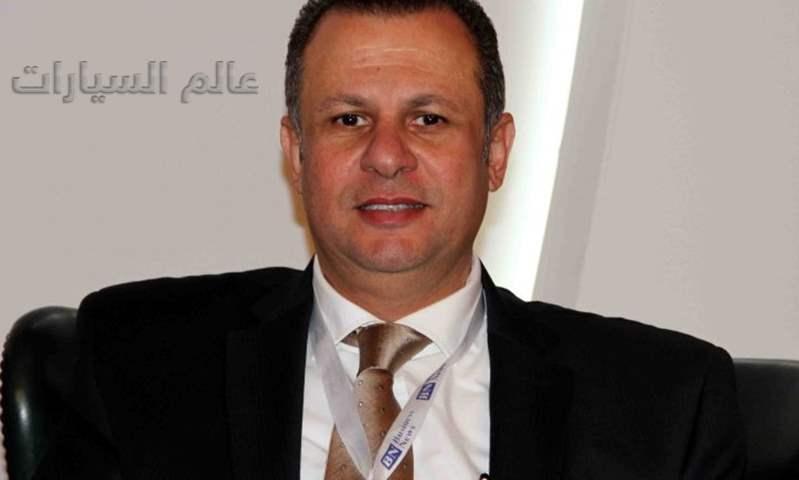 المهندس تامر الشافعى، رئيس شعبة الصناعات المغذية بغرفة الصناعات الهندسية باتحاد الصناعات المصرية
